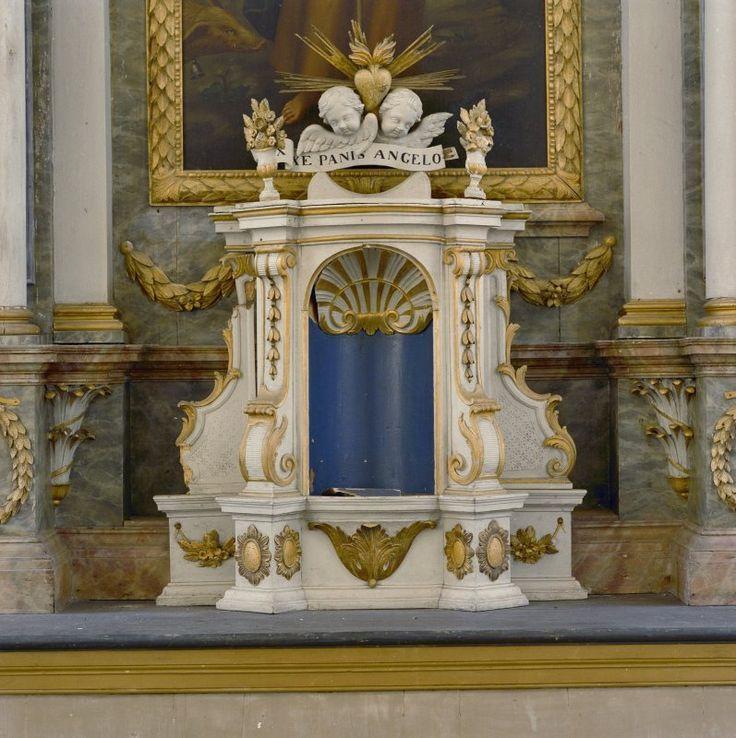 Huis Ter Horst altaar in schuilkapel 1991