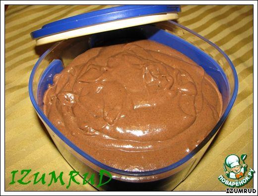 """""""Нутелла"""" или крем для торта ингредиенты"""