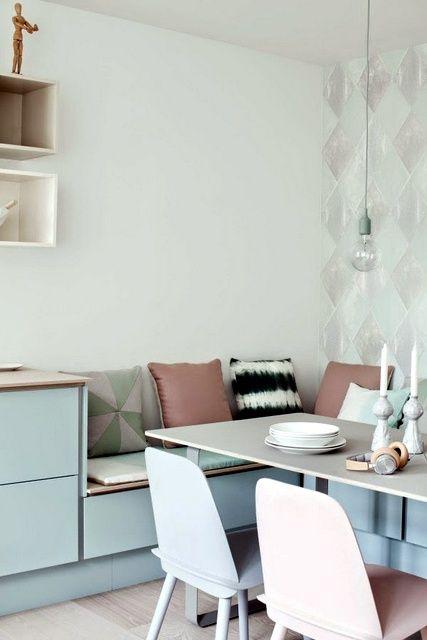 17 meilleures id es propos de coussin pour banquette sur. Black Bedroom Furniture Sets. Home Design Ideas