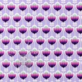 Softshell Flower purple