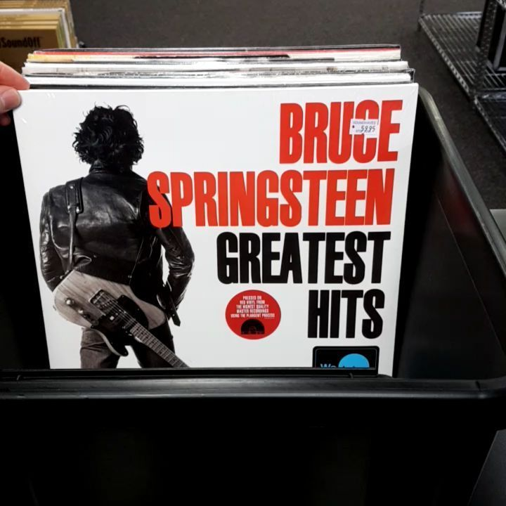 The Boss Is Back With A New Album Western Stars There S No Better Time To Catch Up With His Extensive Back Catalog Record Store Vinyl Addict Instagram Posts