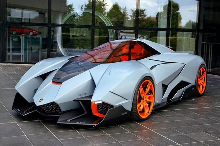 Lamborghini's 100th anniversary car.