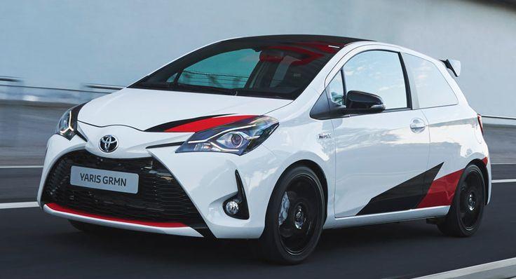 Toyota Yaris GRMN Boasts 209 HP 6.3-Sec 0-62 Time... And A 30k Sticker