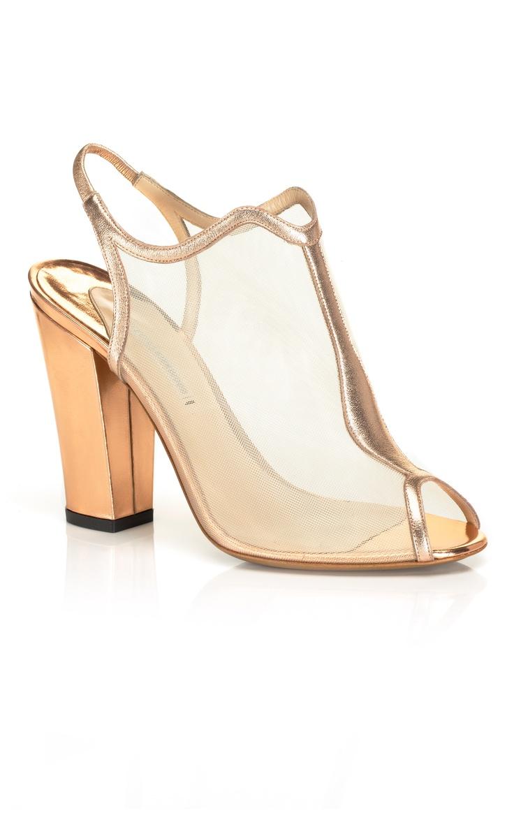 Nicholas Kirkwood is a sheer thingMesh Open, Kirkwood Mesh, Shoes Today, Nicholas Kirkwood, Open Toes, Fashion Operandi, 2013 Collection, Slingback Shoes, Kirkwood Spring Summe
