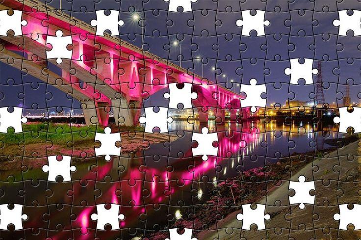 Free Jigsaw Puzzle Online - Bridge