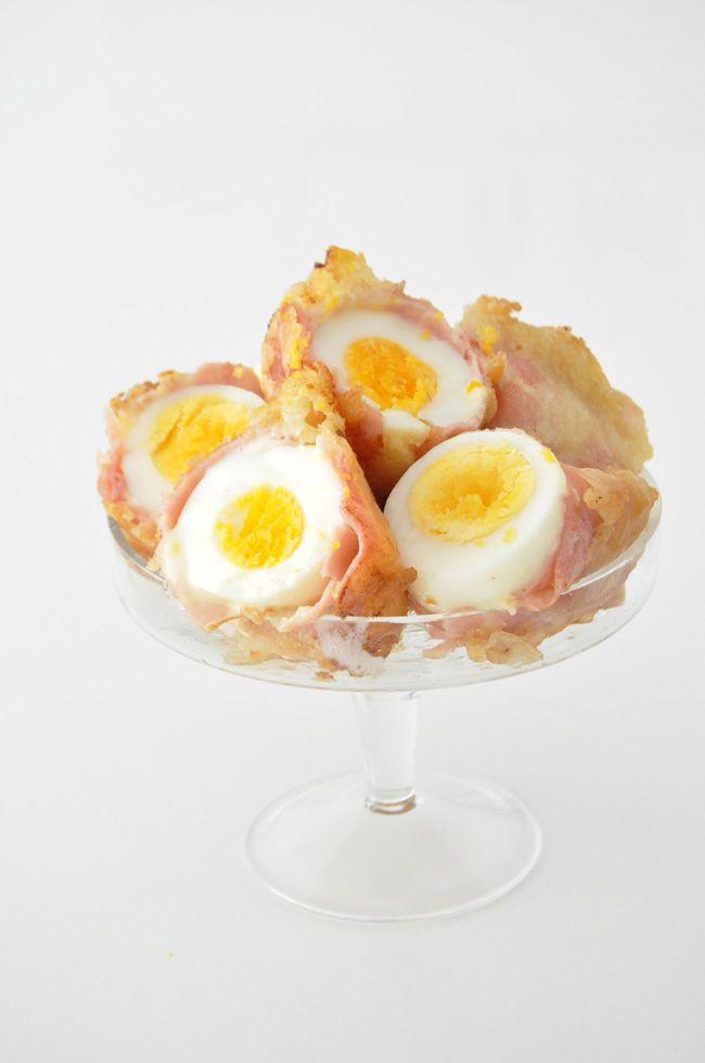 Huevos sorpresa: Receta Chuli, Receta De, Deliciosa Receta