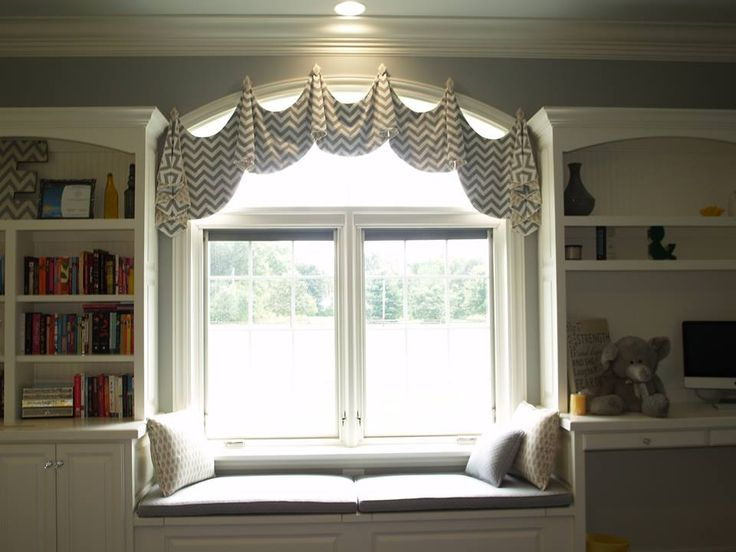 This Pattern Was Altered To Fit The Eyebrow Arch Window