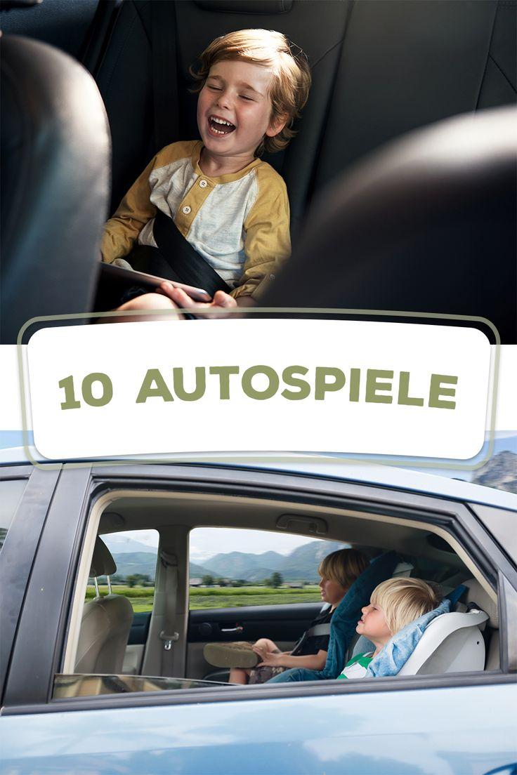 Mit diesen Autospiele-Klassikern ist während der Fahrt und auch in der Pause ohne viel Aufwand Spaß garantiert.