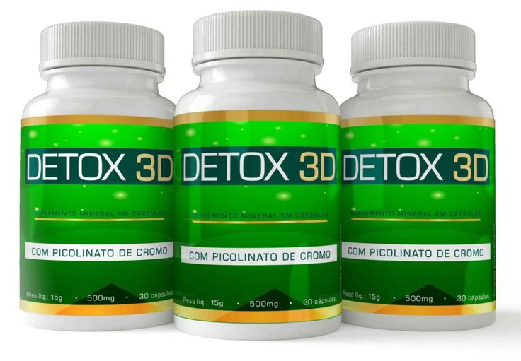 detox 3d resultados