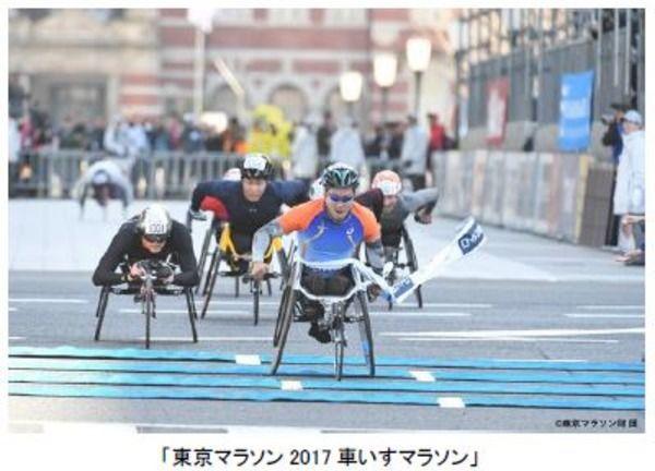 東京マラソン2018車いすマラソン、平昌パラリンピック注目選手をフジテレビ「PARA☆DO!」が紹介
