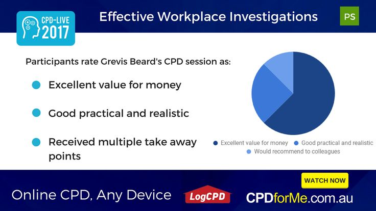 $66 - #Effective #Workplace #Investigations, Grevis Beard, Worklogic 1 #CPD Unit #Online #AnyDevice #Professional Skills - #Importance of #Employer #RiskManagement, #GoldenRules for investigations, #Latest case law #Updates and #Lessons