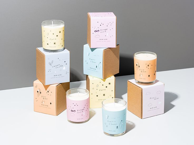 From IAMTHELAB.com Handamde Profiles: Candles from Bon Lux