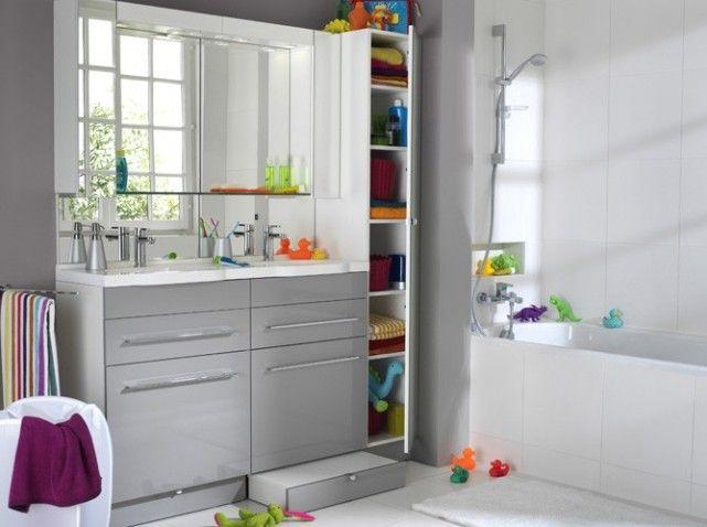 14 best Maison et jardin images on Pinterest Bathroom, Home ideas - Salle De Bain En Siporex