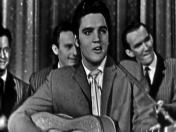 """Elvis Presley's 3rd & final performance on The Ed Sullivan Show was shot only from the waist up due to his """"sexy gyrations"""""""