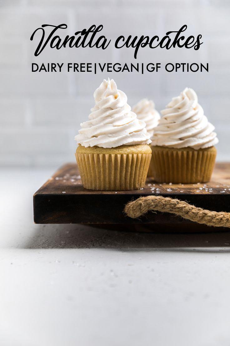 Dairy Free Vanilla Cupcakes Vegan Make It Dairy Free Vegan Vanilla Cake Dairy Free Cupcakes Best Vegan Cake Recipe