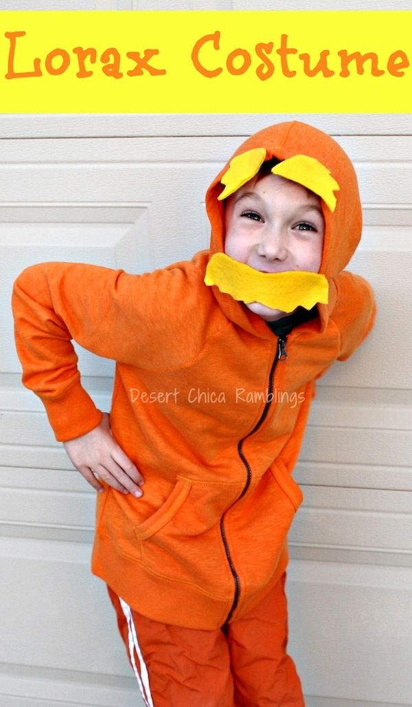144 best halloween images on pinterest diy lorax costume solutioingenieria Choice Image