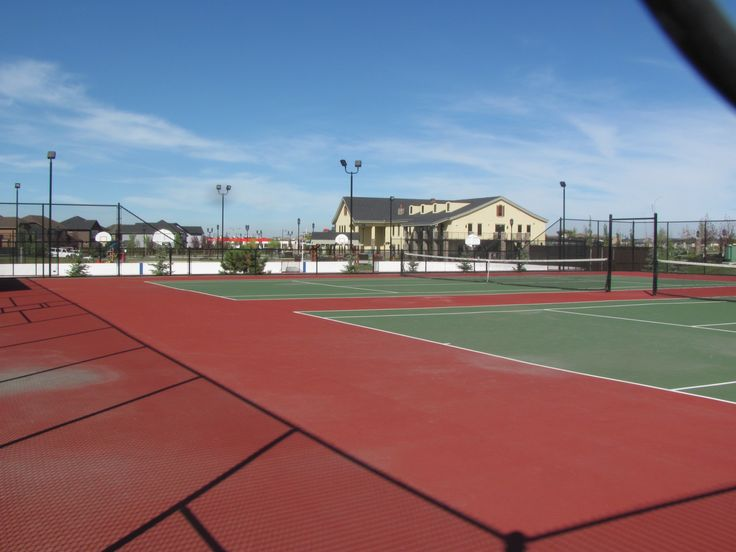 Tennis Courts @ Century Hall