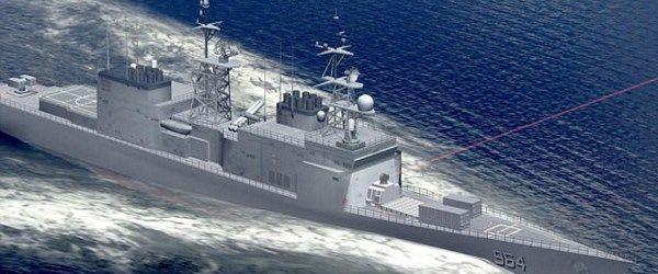 ABD ordusu 'Süper lazer' silahı için düğmeye bastı