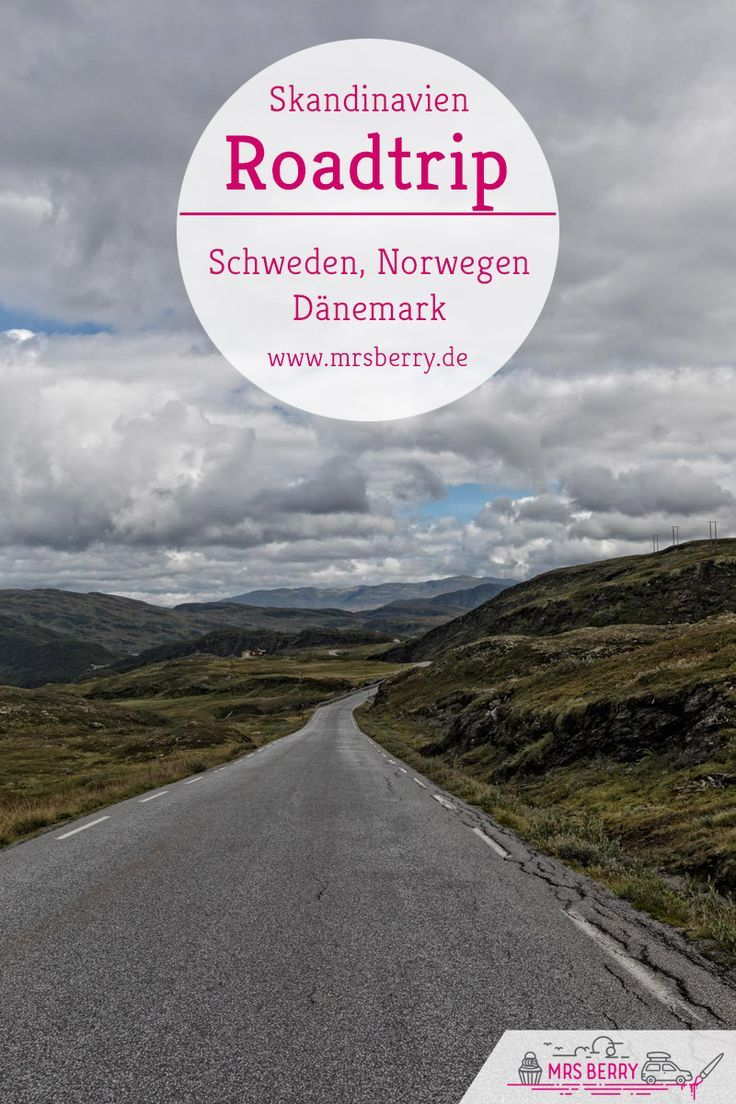 Skandinavien Roadtrip – Familienurlaub in Schweden, Norwegen und Dänemark