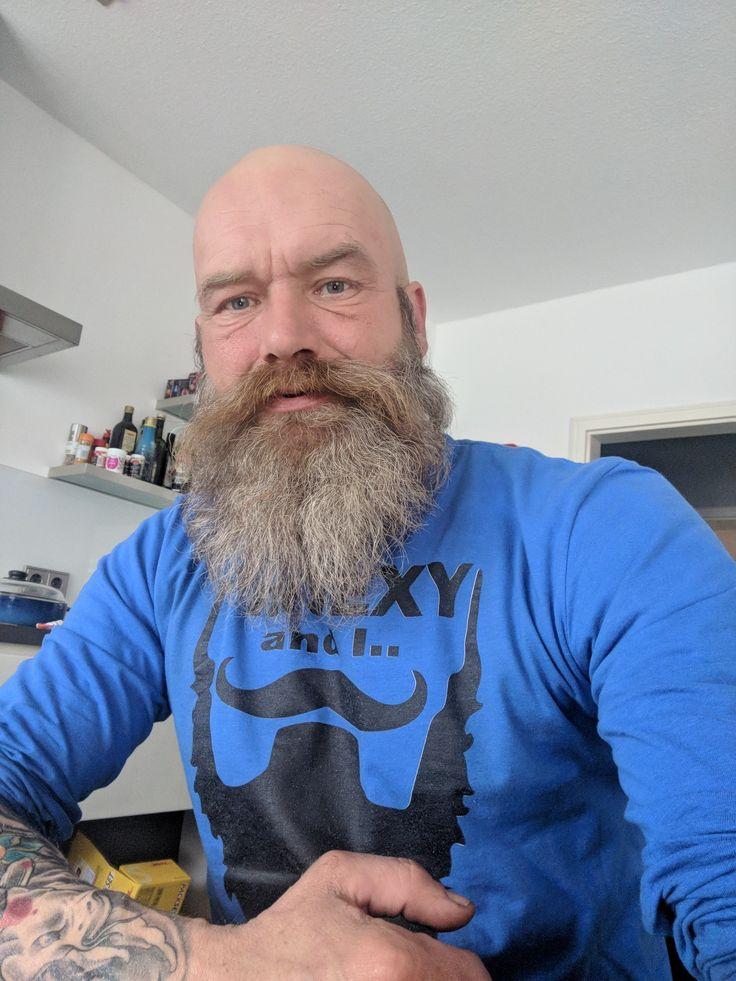 beard bald ideas