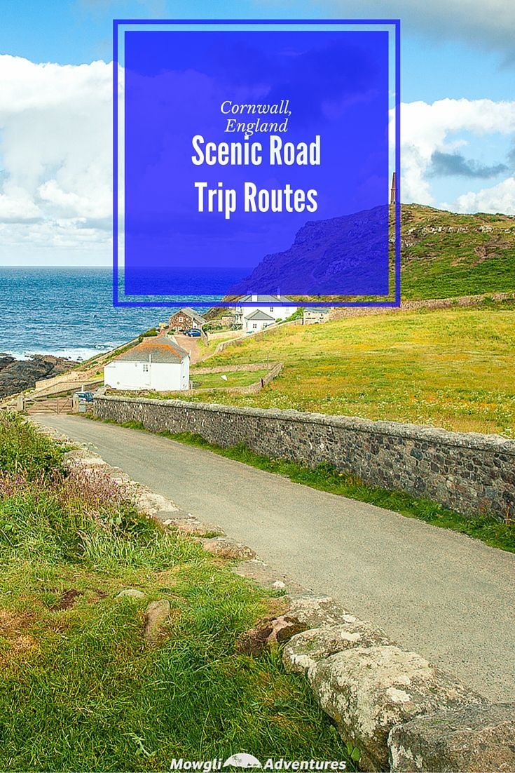 Cornwall's most scenic road trip routes will inspire your next driving holiday…