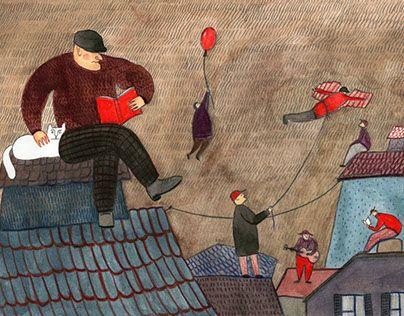 "Check out new work on my @Behance portfolio: ""inner emigration. Внутренняя эмиграция."" http://be.net/gallery/37023951/inner-emigration-vnutrennjaja-emigracija"
