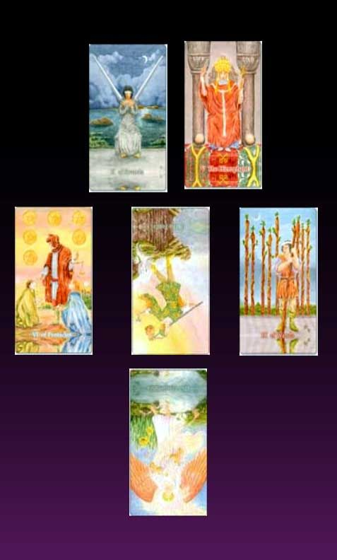 17 Best Ideas About Tarot Card Spreads On Pinterest