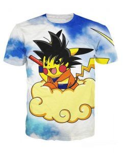 Huge collection of Pikachu T-shirts at PikaPika.shop - with Worldwide Free Shipping!