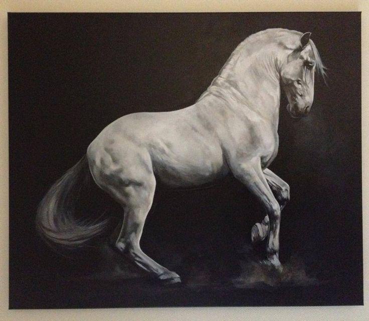 Tony O'Connor Equine Art