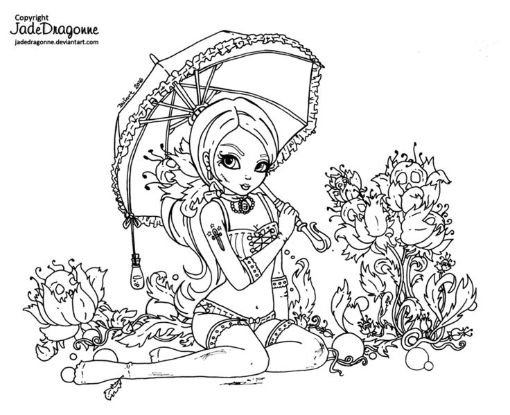 fliss coloring pages - photo#29