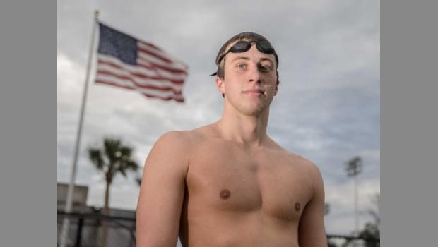 Tyler Rice - Jacksonville H.S. Bolles Swimmer Individual or relay, Bolles swimmer thrives on opportunity