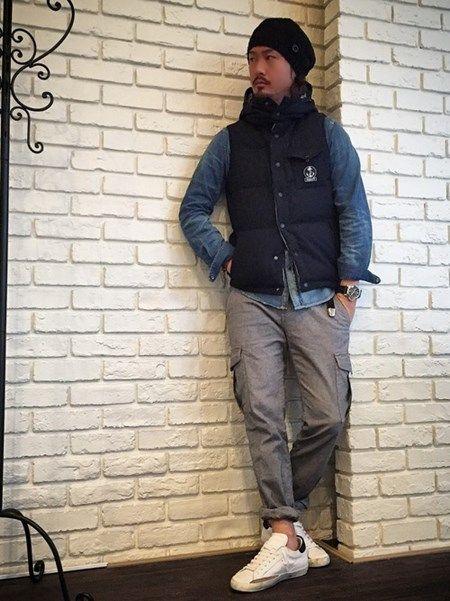 春夏秋冬別にお届け!カジュアル派・きれいめ派デニムシャツのおすすめコーデ術 15枚目の画像
