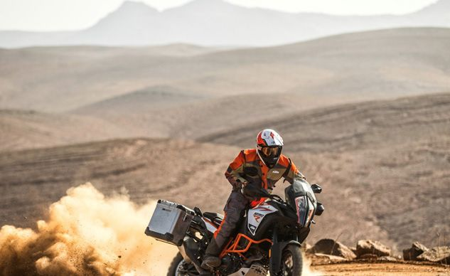 Kenda Tires Will Support Adventure Riding Events Across the U.S.