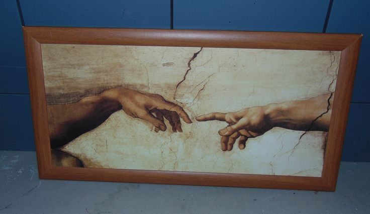 Michelangelo Buon... now at #wydr #art #tinderforart #artyoulove #painting http://www.wydr.co/products/michelangelo-buonarroti-die-erschaffung-adams-1508-1512?utm_campaign=social_autopilot&utm_source=pin&utm_medium=pin