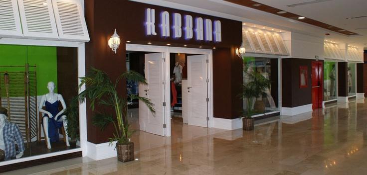Contentos de haber trabajado con tan excelentes proyectos. Local Kabbana #LaVela. http://www.arcki2.com.ve