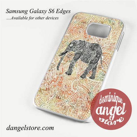 Classic Aztec Elephant Phone Case for Samsung Galaxy S3/S4/S5/S6/S6 Edge Only $10.99