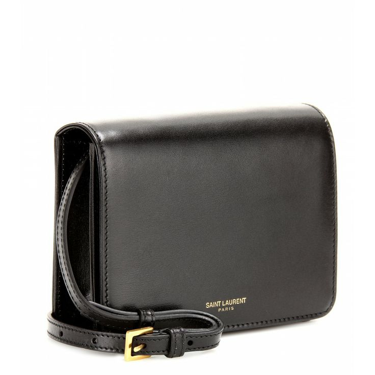 mytheresa.com - Leather shoulder bag - shoulder bags - bags - Luxury Fashion for Women / Designer clothing, shoes, bags