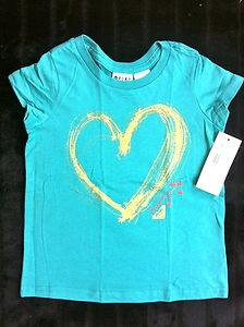 Roxy girls and baby tshirt on sale $18. Other great cheap children's surf wear and clothing