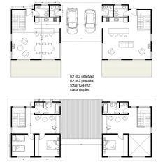 Planos De Duplex
