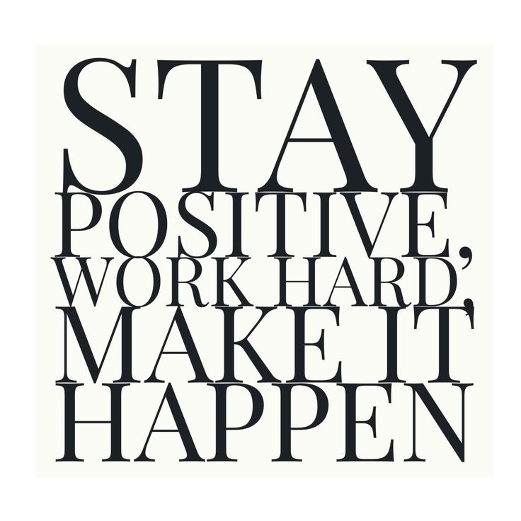 Bobbiethemonte Stay Positive