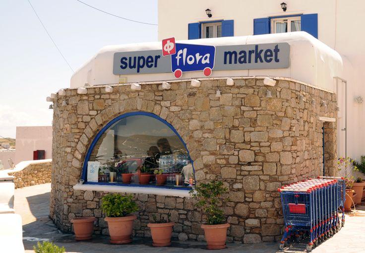 Από το 1970 στο χώρο των τροφίμων και ποτών κι από το 1989 ως #FloraSuperMarkets είμαστε δίπλα σας για κάθε σας ανάγκη... Είμαστε Μυκονιάτες, αγαπάμε τη Μύκονο!! #Mykonos