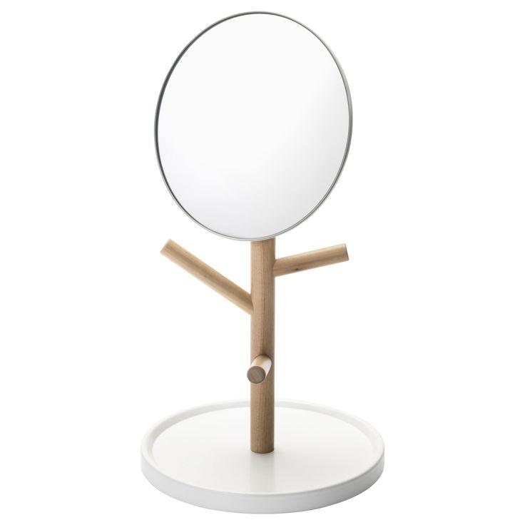ikea coiffeuse avec miroir cheap chambre boite a bijoux bois blanc porte collier umbra bijou. Black Bedroom Furniture Sets. Home Design Ideas