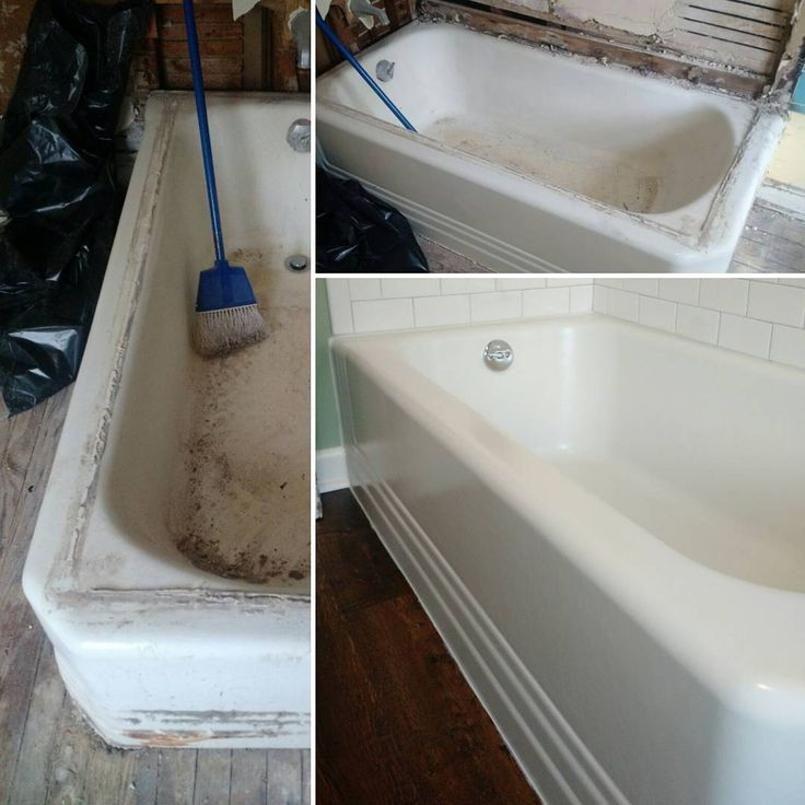17 Best Ideas About Bathtub Refinishing On Pinterest