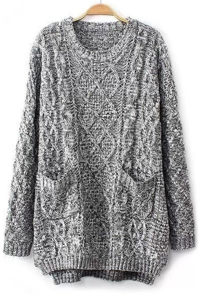 Grey Oversized Cable Knit Sweater - Top 25+ Best Oversized Cable Knit Sweater Ideas On Pinterest Big