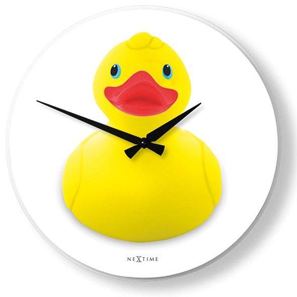 Ceas de perete Duck. Recomandă-l prin Happy Share și primești 4% comision din vânzările generate.