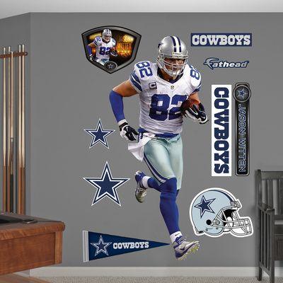 NFL Dallas Cowboys Jason Witten - Wall Decal Sticker