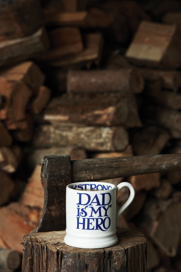Do you know a special dad? Why not say so with this rather fine mug? We guarantee dads young and old will love it.