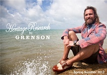 Grenson shoes; Great English brogues and cool takes on classics. Love this brand.