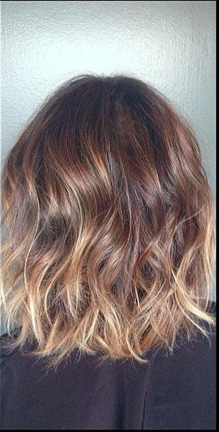 subtle-brunette-ombre-and-highlights.jpg 307×606 pixels