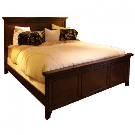 broyhill abbot bay bed bedroom bed frame gallery furniture houston tx - Bed Frames Houston